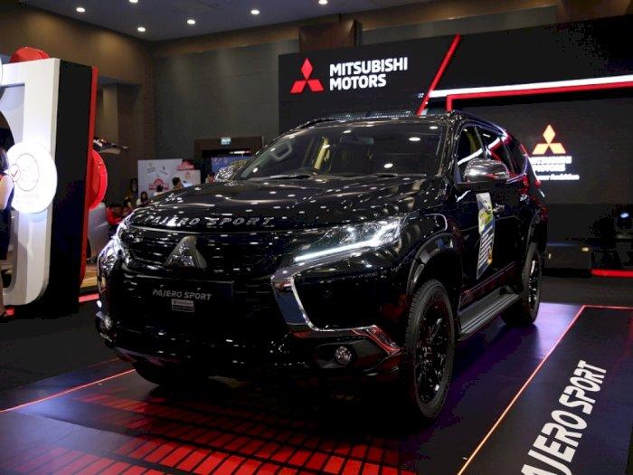 Produksi Pajero Sport Model Terbaru Hanya 1.000 Unit