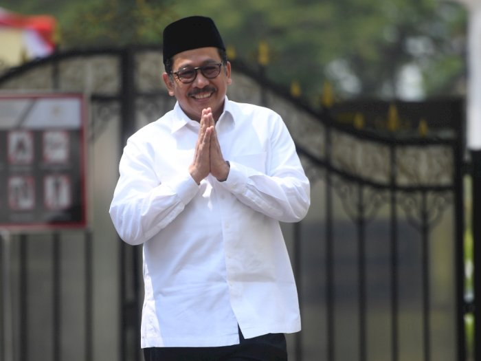 Calon Wakil Menteri dari Kalangan Politik, Zainut: Darah Saya NU