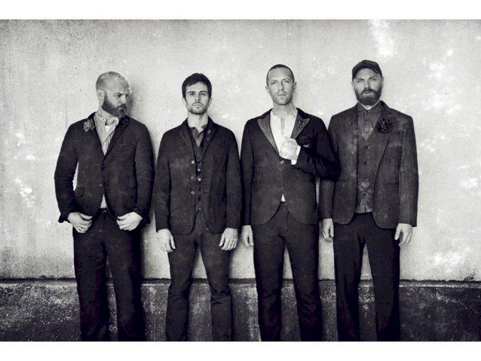 Rilis Dua Single Sekaligus, Ini Reaksi Fan Coldplay