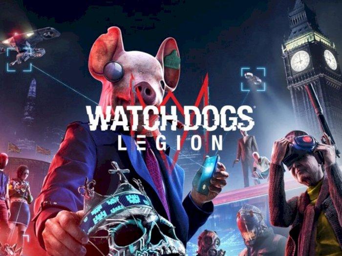 Ubisoft Tunda Peluncuran Watch Dogs Legion Sampai Pertengahan 2020
