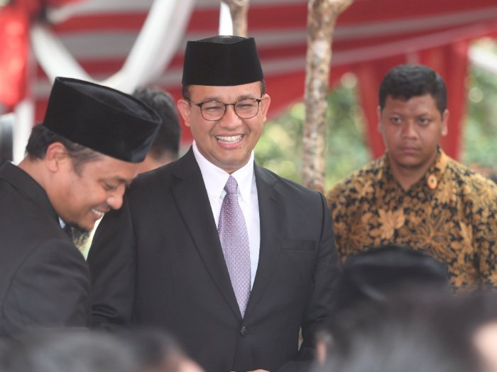 Anies Ingin Hari Sumpah Pemuda Jadi Titik Balik Bahasa Indonesia