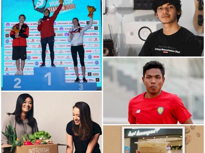 Selamat Hari Sumpah Pemuda, Ini 5 Pemuda Berprestasi dan Inspiratif