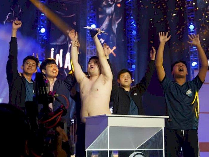 Kalahkan RRQ 3-1, EVOS Esports Berhasil Juarai MPL Season 4