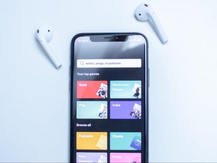 Pengguna Global Meningkat, Spotify Mendapatkan Laba Besar