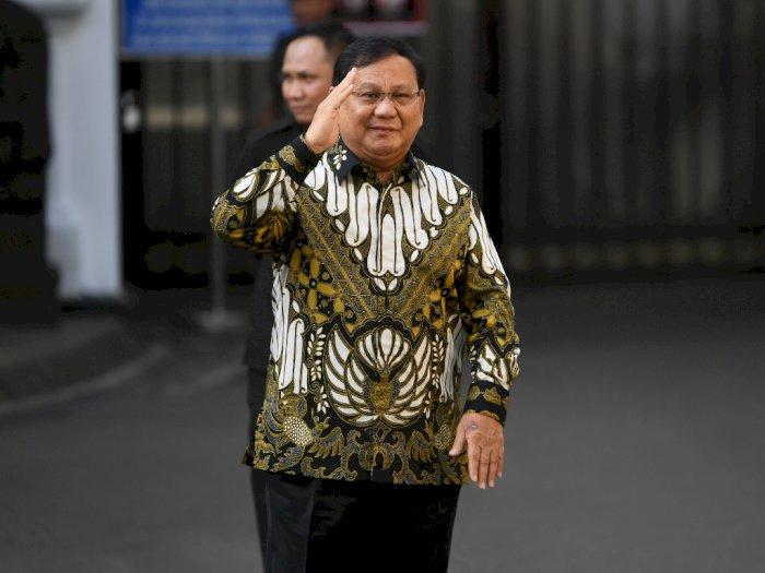 Jadi Menteri Pertahanan, Prabowo Tidak Akan Ngambil Gaji