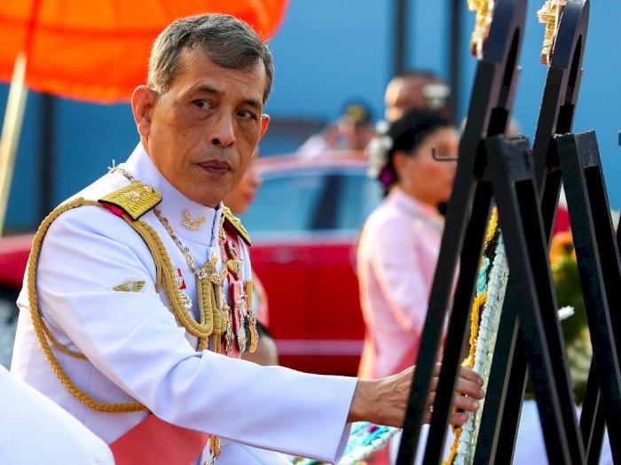 Raja Thailand Pecat Kembali Pejabat Istana, Ada yang Karena Zina