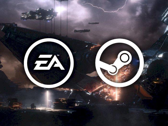 EA Resmi Balik ke Steam, Star Wars Jedi: Fallen Order Rilis Duluan