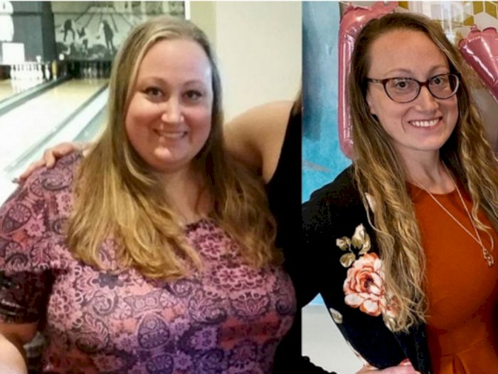 Sukses Turunkan Berat Badan 90 Kg dalam 2 Tahun,  Ini 4 Tipsnya