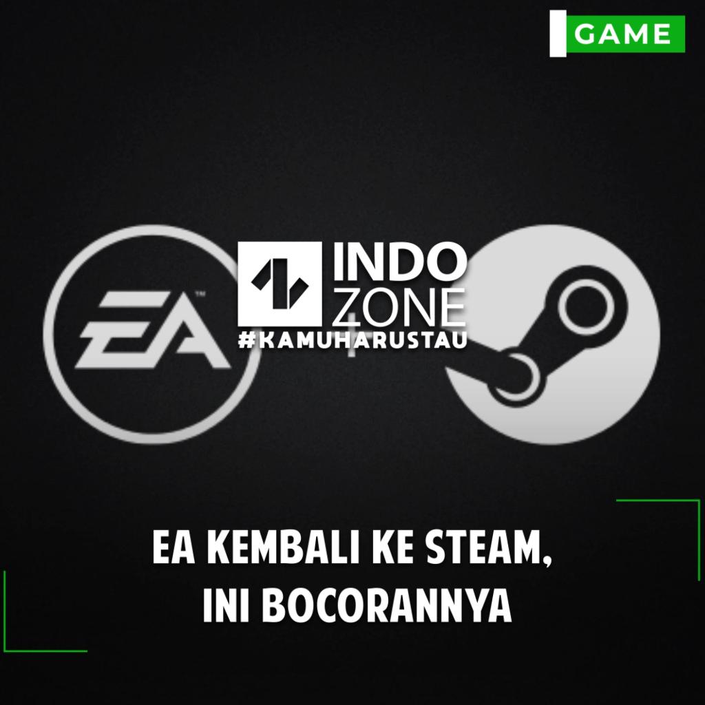 EA Kembali ke Steam,  Ini Bocorannya