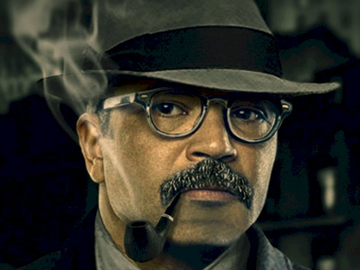Resmi, Jeffrey Wright Perankan Komisaris Gordon dalam 'The Batman'
