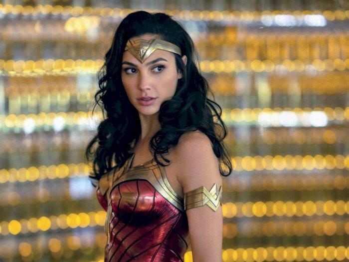 Dalam Footage Terbaru, Wonder Woman Beraksi di Gedung Putih