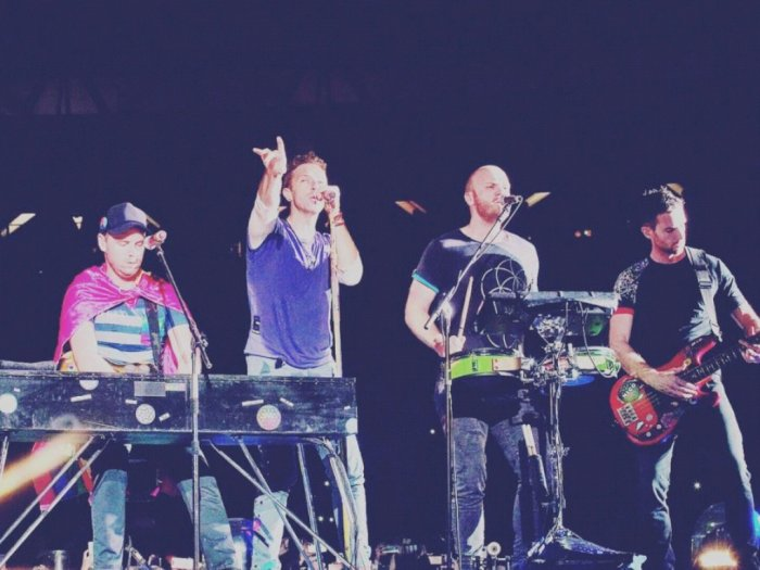 Album Baru Coldplay Terinspirasi 'Game Of Thrones'