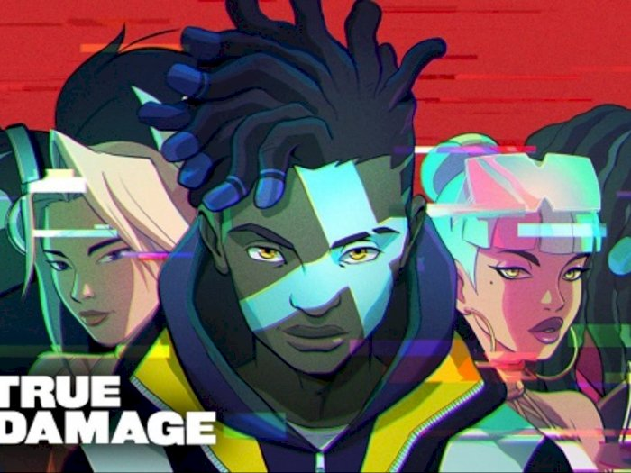 Setelah K/DA, League of Legends Buat Grup HipHop Baru, True Damage
