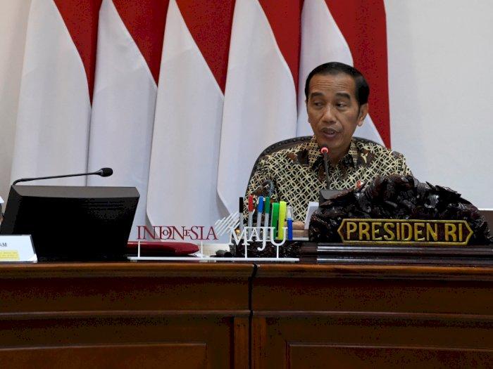 Jokowi Tak Akan Keluarkan Perppu KPK dalam Waktu Dekat, Ini Alasannya