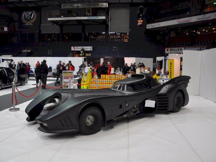 Batmobile, Mobil Batman Yang Dijual Dengan Harga Rp 12 Miliar