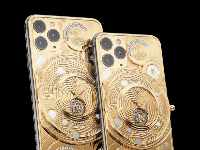 Gila, iPhone 11 Pro Max Ini Dibanderol Dengan Harga Hampir Rp1 Miliar!