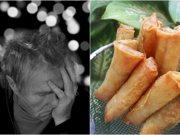 Hati-hati, Gorengan Jadi Penyebab Munculnya Penyakit Alzheimer