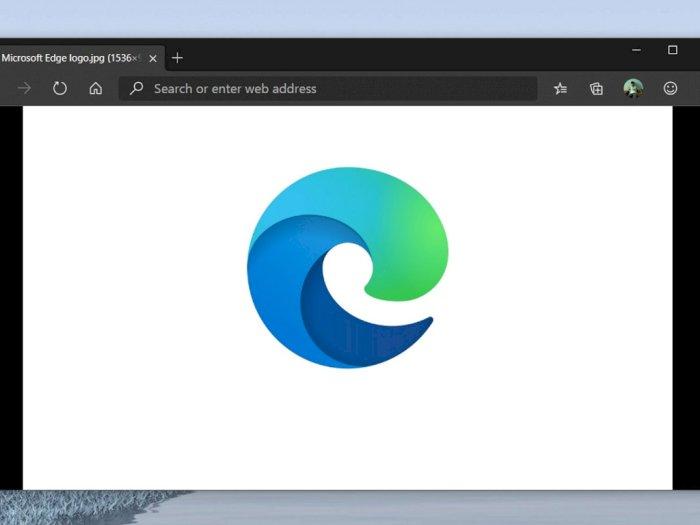 Microsoft Edge Hadir Dengan Logo Baru Serta Game Surfing Built-in