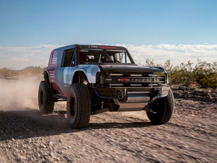 Puluhan Tahun Mati Suri, Ford Kembali Bangkitkan Bronco