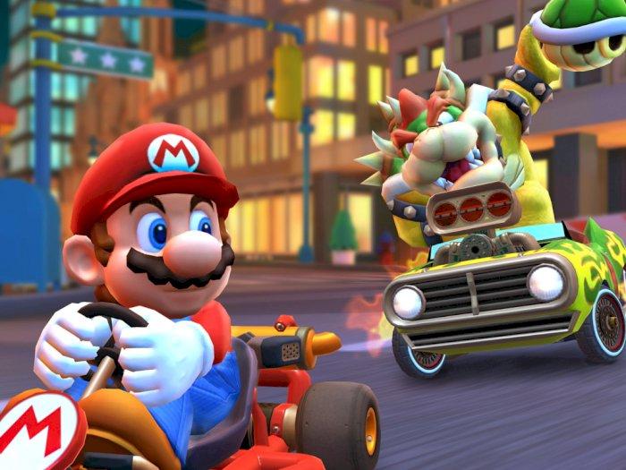 Nintendo akan Hadirkan Mode Real-Time Multiplayer di Mario Kart Tour
