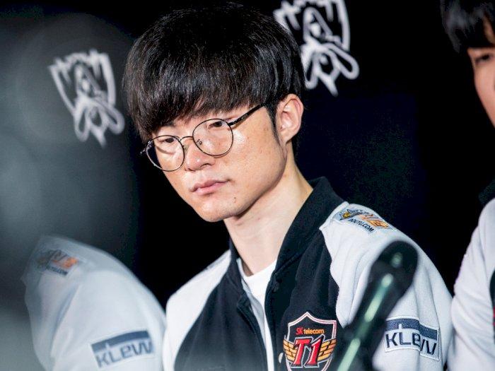 Gagal Melaju ke Babak Grand Final, Faker Isyaratkan Perubahan Roster