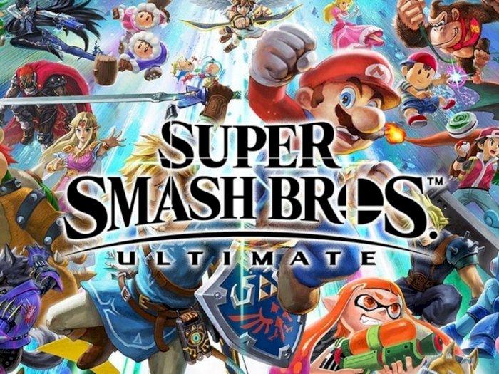 Super Smash Bros Ultimate Jadi Game Fighting Terlaris Sepanjang Masa