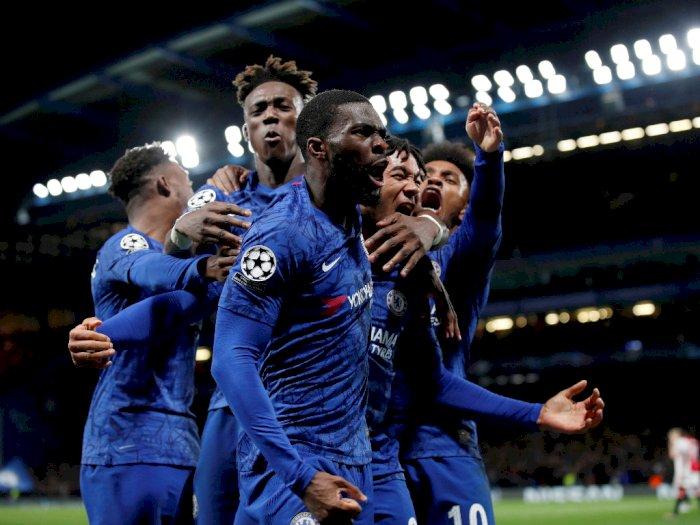 Chelsea Bisa Imbangi Ajax 4-4 Berkat Kartu Merah