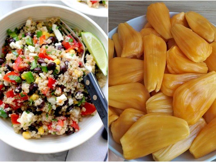 Kamu Vegetarian? Ini 6 Makanan Pengganti Daging yang Sehat Dikonsumsi