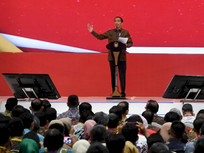 Pemerintah Suka Impor Barang, Jokowi: Jangan Hanya Pikirkan Harga