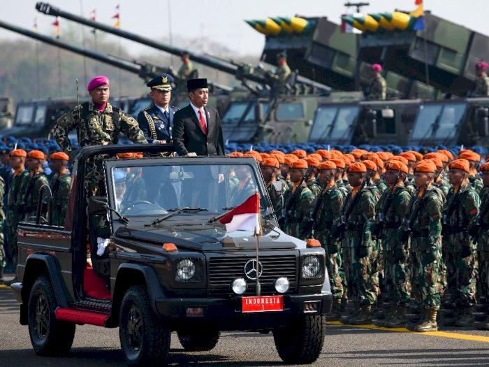 Jokowi Hidupkan Lagi Jabatan Wakil Panglima TNI