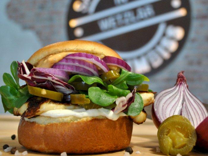 Benarkah Burger Vegetarian yang Paling Sehat?