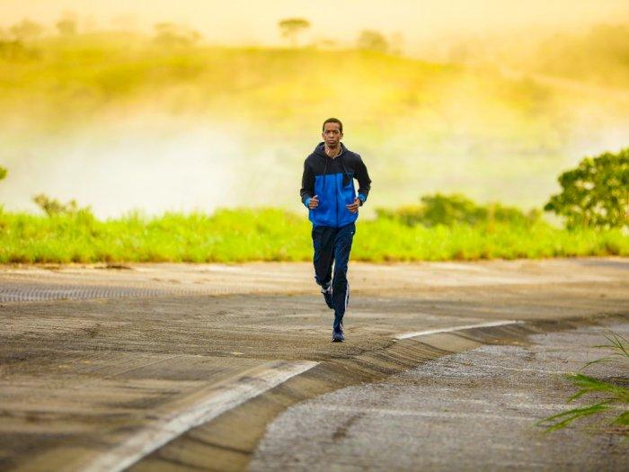 Studi: Berlari Seminggu Sekali Bisa Turunkan Risiko Kematian