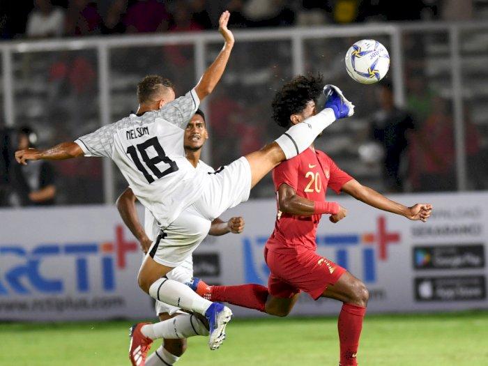 Pelanggaran Brutal Pemain Timor Leste kepada Bagus Kahfi