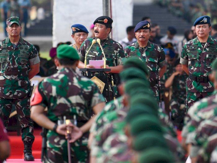 Istana Jelaskan Alasan Jokowi Hidupkan Pos Wakil Panglima TNI