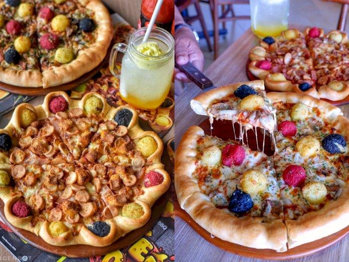 Rayakan Pembukaan Toko ke-500, Pizza Hut Keluarkan Varian Baru