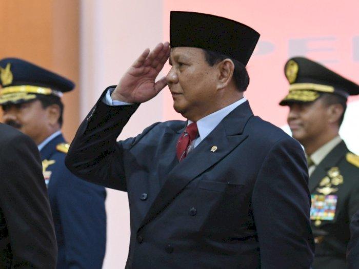 Senin, Prabowo Bakal Bahas Strategi Pertahanan dengan DPR