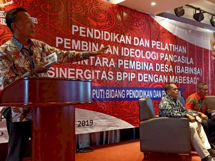 BPIP Gandeng Mabesad Gelar Diklat Ideologi Pancasila Terpusat
