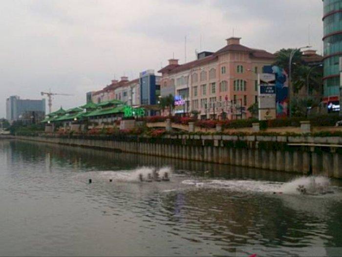 Pakar: Deterjen Jadi Salah Satu Sumber Pencemaran Sungai di Jakarta