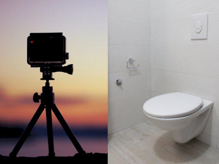 Temukan GoPro di Toilet Mahasiswi, Kampus di Makassar Adukan ke Polisi