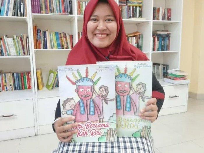 Pejuang Literasi FGL Di Kawasan Pekojan, Jakarta Barat