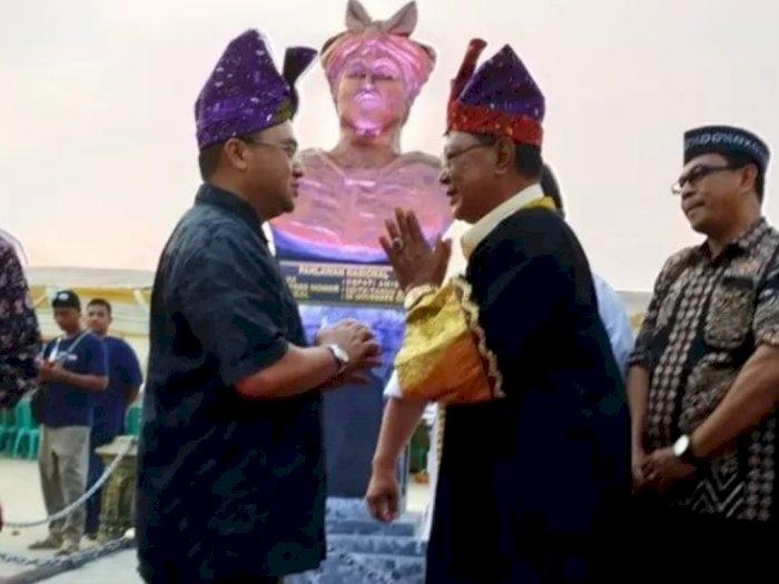 Monumen Depati Amir Jadi Momentum Milenial Agar Mengenal Pahlawan