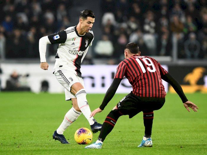 Sarri Sebut Dirinya Tak Cemas dengan Cedera Ronaldo