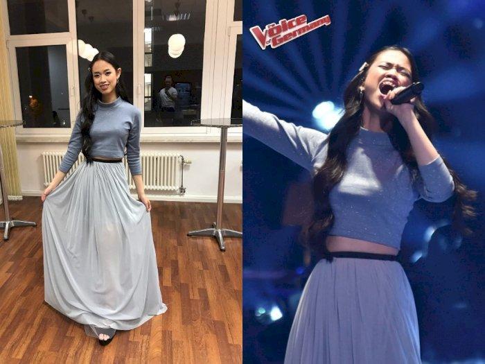 Selamat! Claudia Emmanuela Santoso Jadi Juara di The Voice of Germany