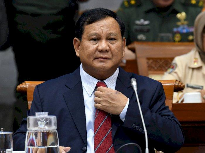 Raker Perdana, Menhan Ditanya soal Peningkatan Kekuatan TNI