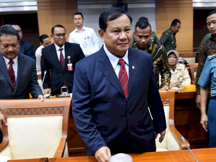 Prabowo: Membangun Boleh, Tetapi Jangan Kesampingkan Pertahanan Negara