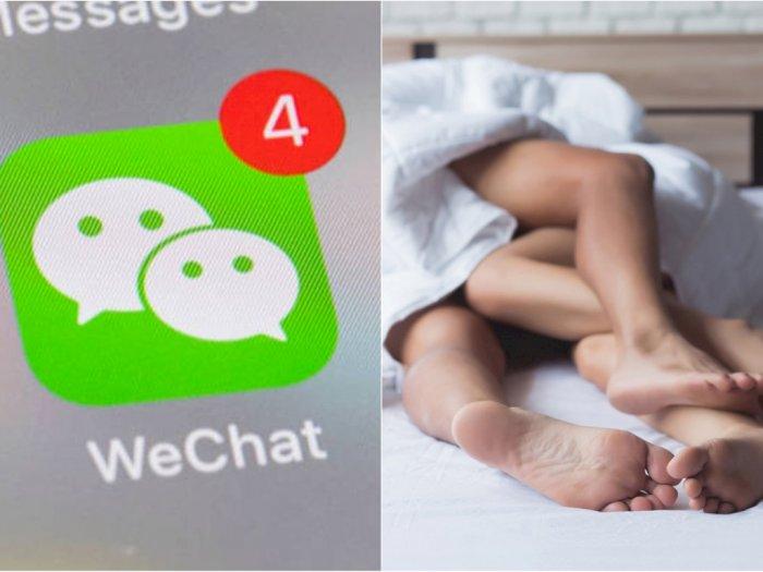 Apes! Pesan PSK Dari WeChat, Pria Ini Malah Salah Kirim ke Pacarnya