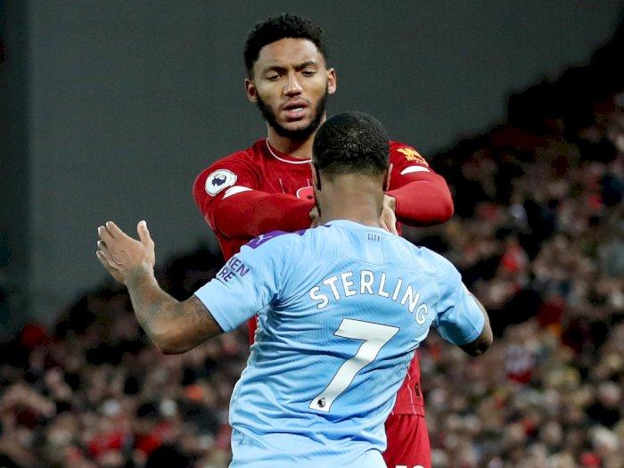 Sterling Dikeluarkan dari Timnas Inggris Usai Ribut dengan Gomez