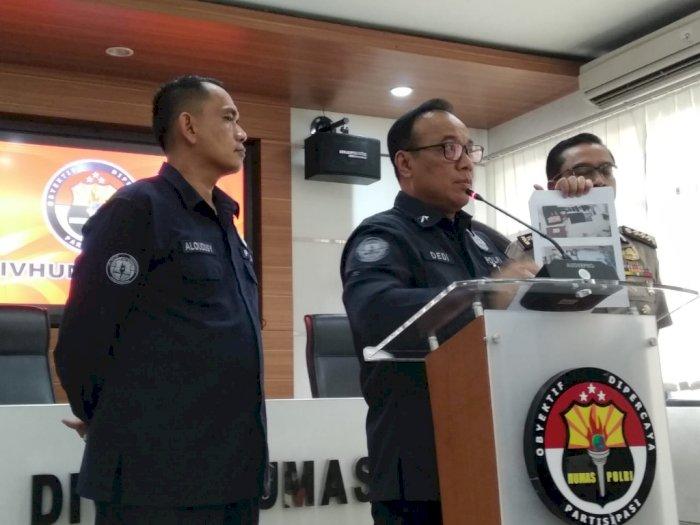 Sebelum Bom Medan, Densus 88 Amankan Terduga Teroris di Cikarang