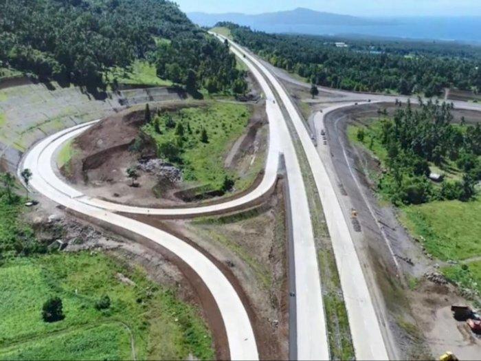 Jokowi Bakal Bangun 3 Ribu Kilometer Jalan di Periode Kedua