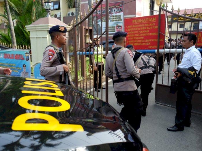 Bom di Medan, Ketua DPD RI: Aparat Keamanan Tingkatkan Kewaspadaan